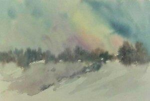 Snowy winter ass1