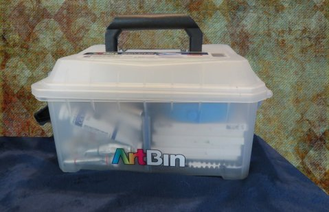 ArtBin Sidekick Art and Craft Supply Storage with Paint Pallet Tray review lead image