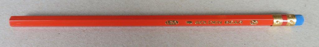 Golden Bear No. 2 pencil