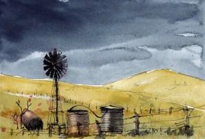 05Apr2020. (Outback) Windmill. 05_windmill_750w96dpi