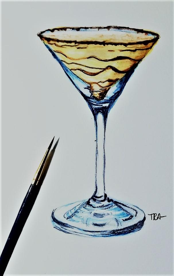 Chocolate Martini chocolate martini