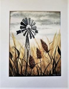 Windmill – Old School Electric windmill