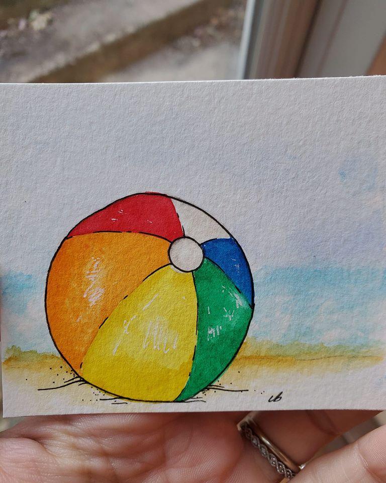 Beach Ball Beach Ball