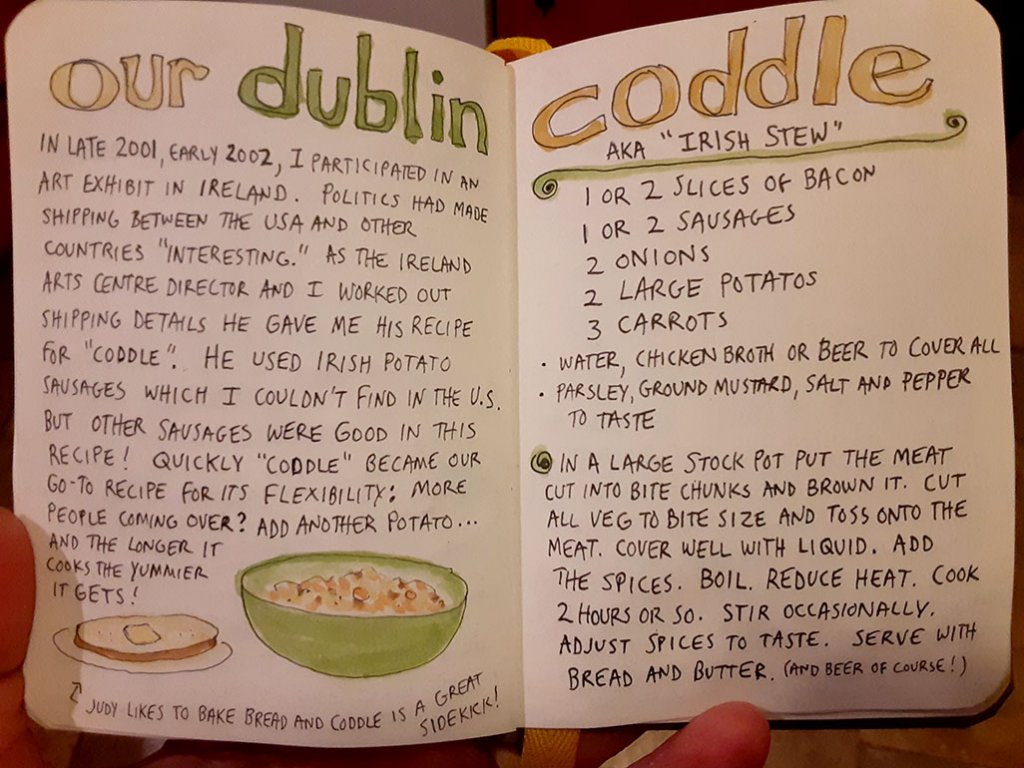 Dublin Coddle Irish Stew Recipe Illustrated