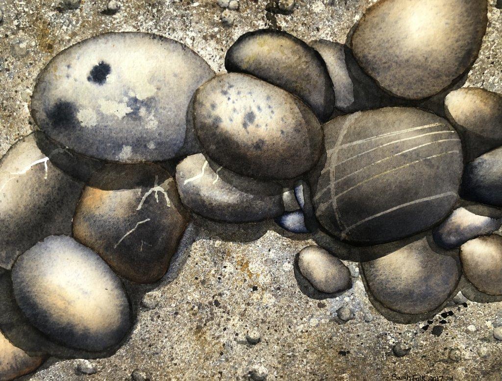 """""""Texture"""" Noyo Beach Rocks F47DD74A-02D9-4DD8-BCF8-1303EA721CDF"""