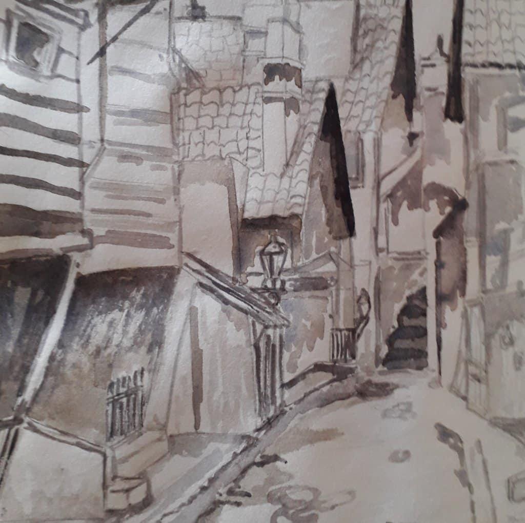 Love me an old, rickety street dark street (2)