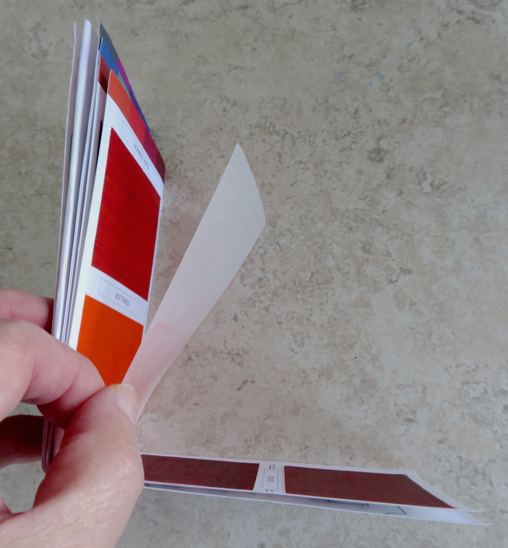 Viviva Colorsheets Interior of 16 color set