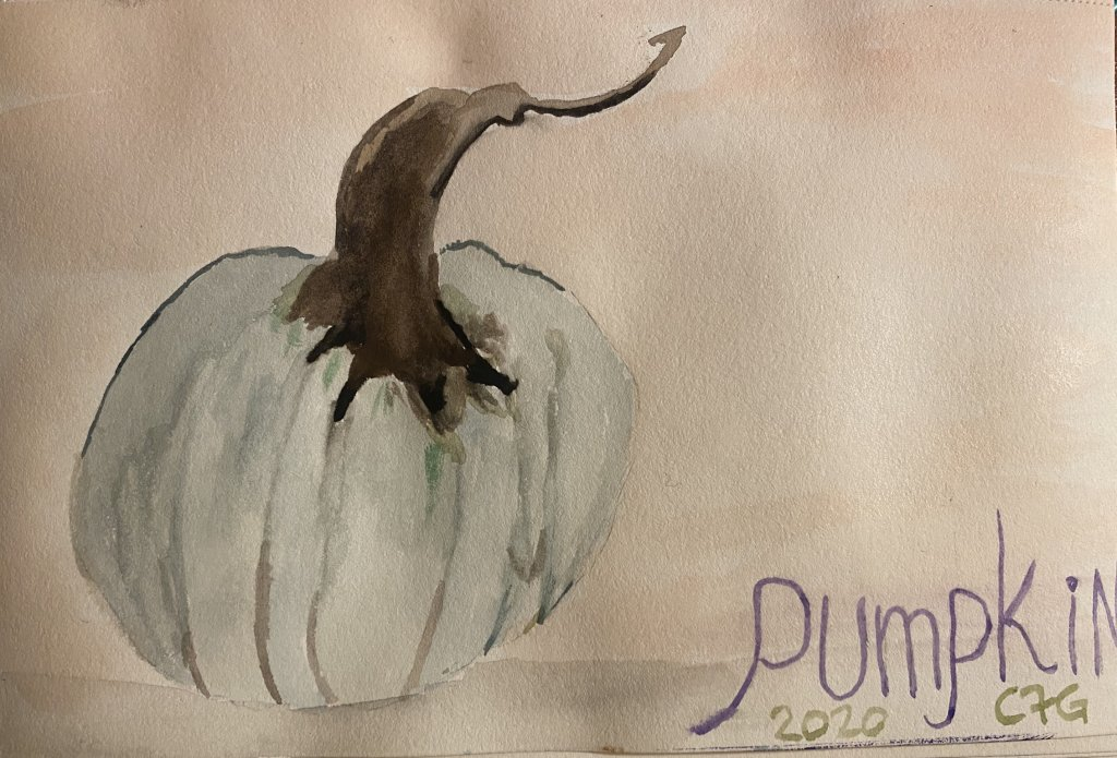 Day-20- Pumpkin 150EA714-C531-4E04-965E-62760E88ACDD