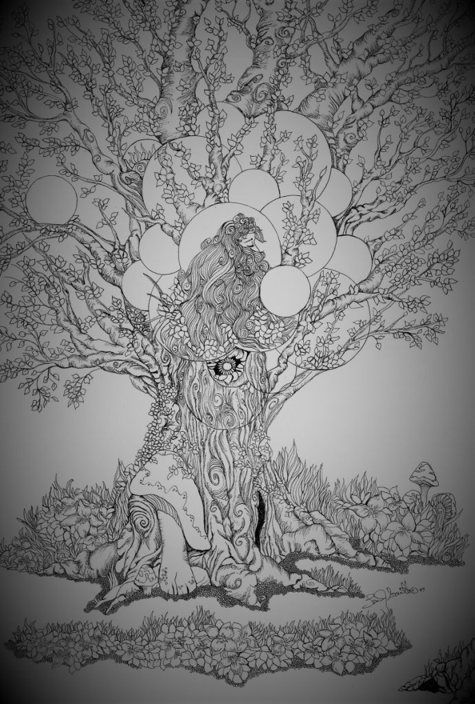 Dream tree is its name since I saw it in one of my dreams. Dream Tree 121 (2)