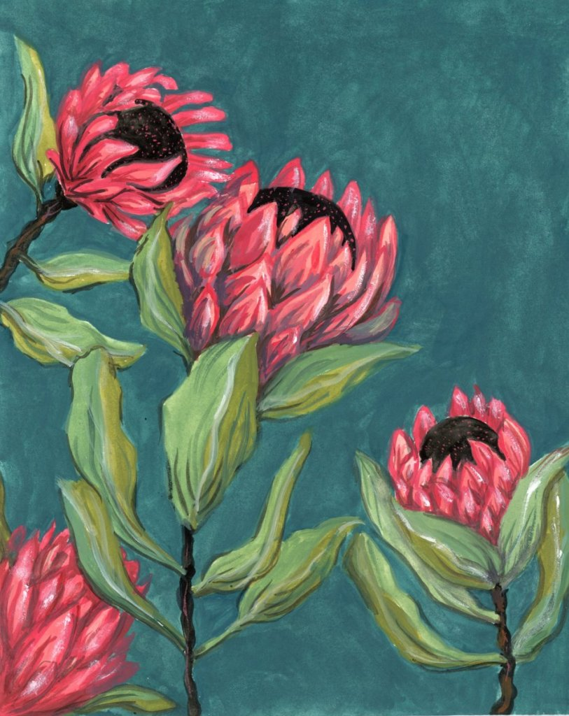 Protea –Did You Know That The Protea Dates Back About 300 Million Years, And Are Considered To B