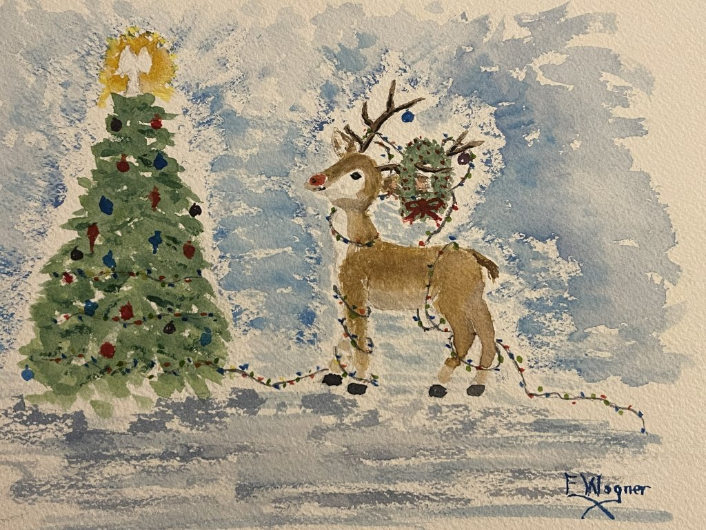 Oh, Rudolph! image_55415491