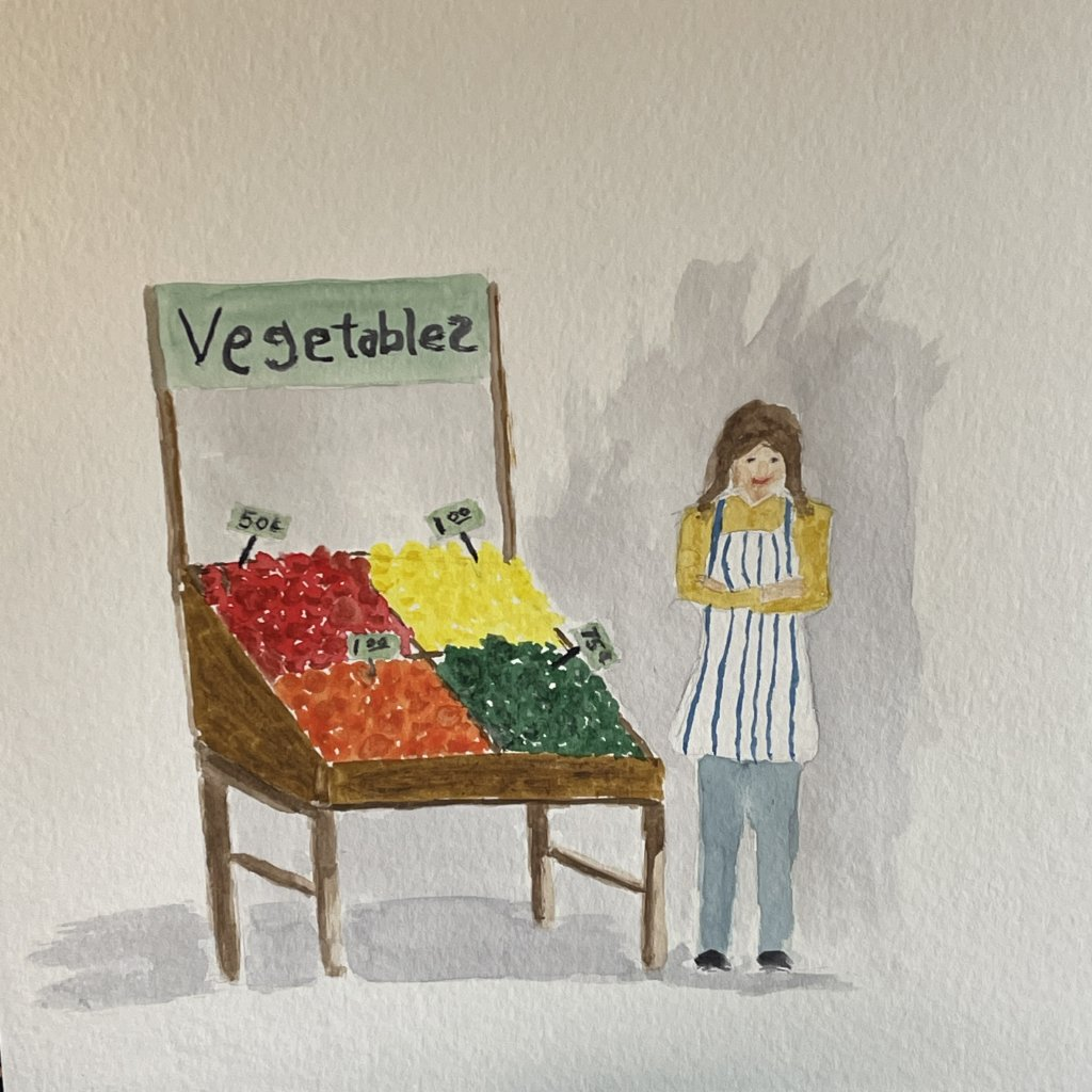 Day 5…fresh veggies, anyone? AD71CF20-3F25-4BB3-84BA-51256320B3EE