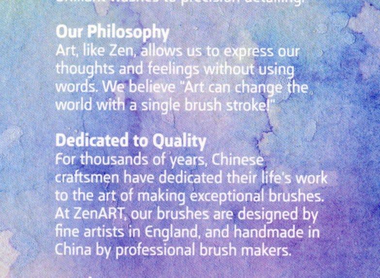 ZenArt Philosophy