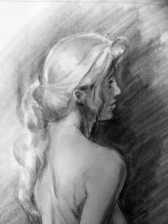 Sketch of Woman 1