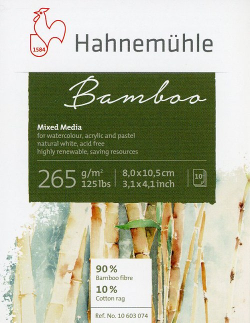 Hahnemuhle BAMBOO cover 1a