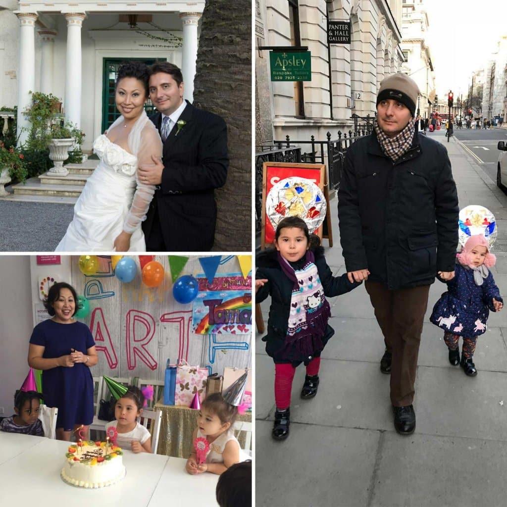 Photos of Ardak Kassenova Love and family