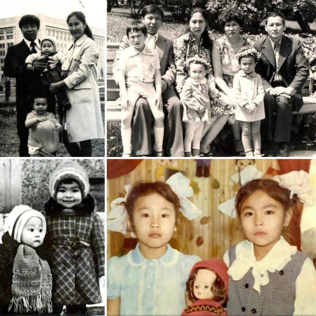 3 Early childhood and family Ardak Kassenova