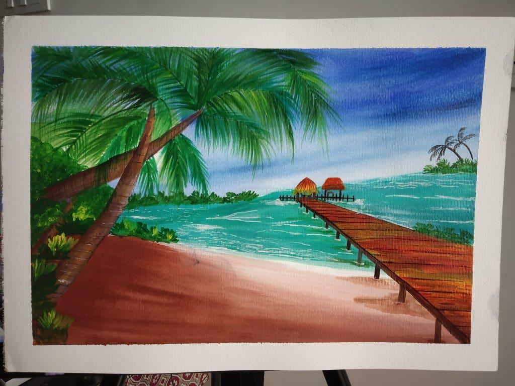 Scenery of Maldives ❤️ IMG_20210608_141846