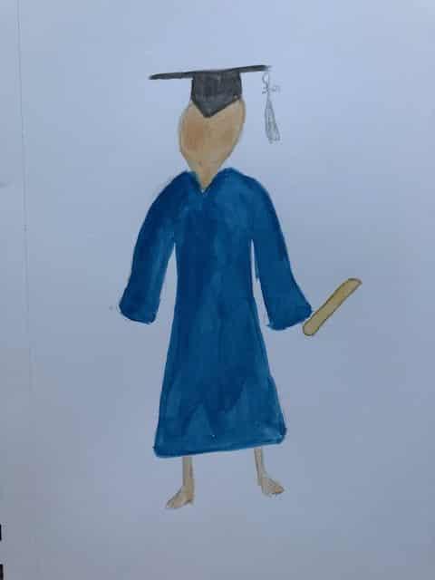 #doodlewashjune2021 days 9-citiscape and day 10-graduation IMG_6984IMG_6985