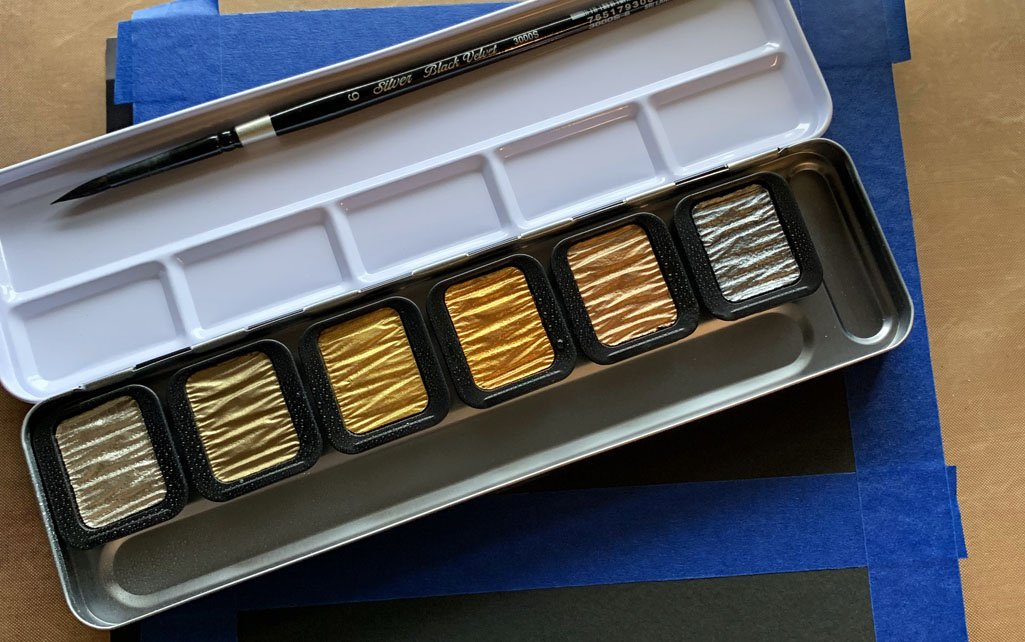 FINETEC Premium Pearlescent Colors