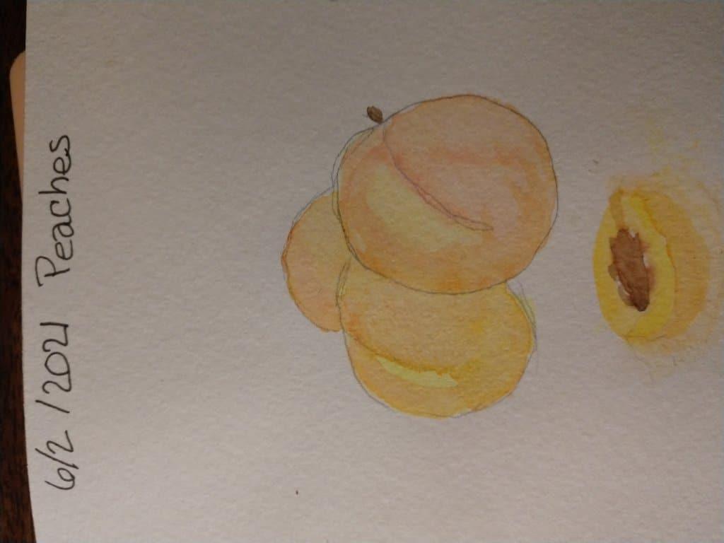 6/2/21 Peaches peaches