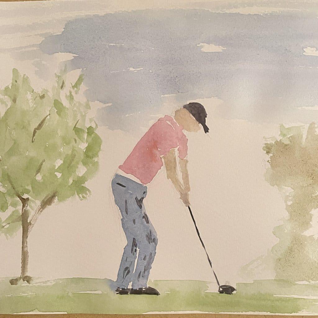 My favorite game- golf! 16829D6E-1B1C-45BE-B5BD-28A029D27504