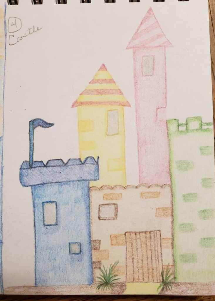 Castle #doodlewashAugust2021 20210803_212033