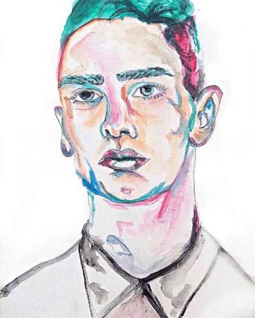 3 Experimental male by Theodora Lionti