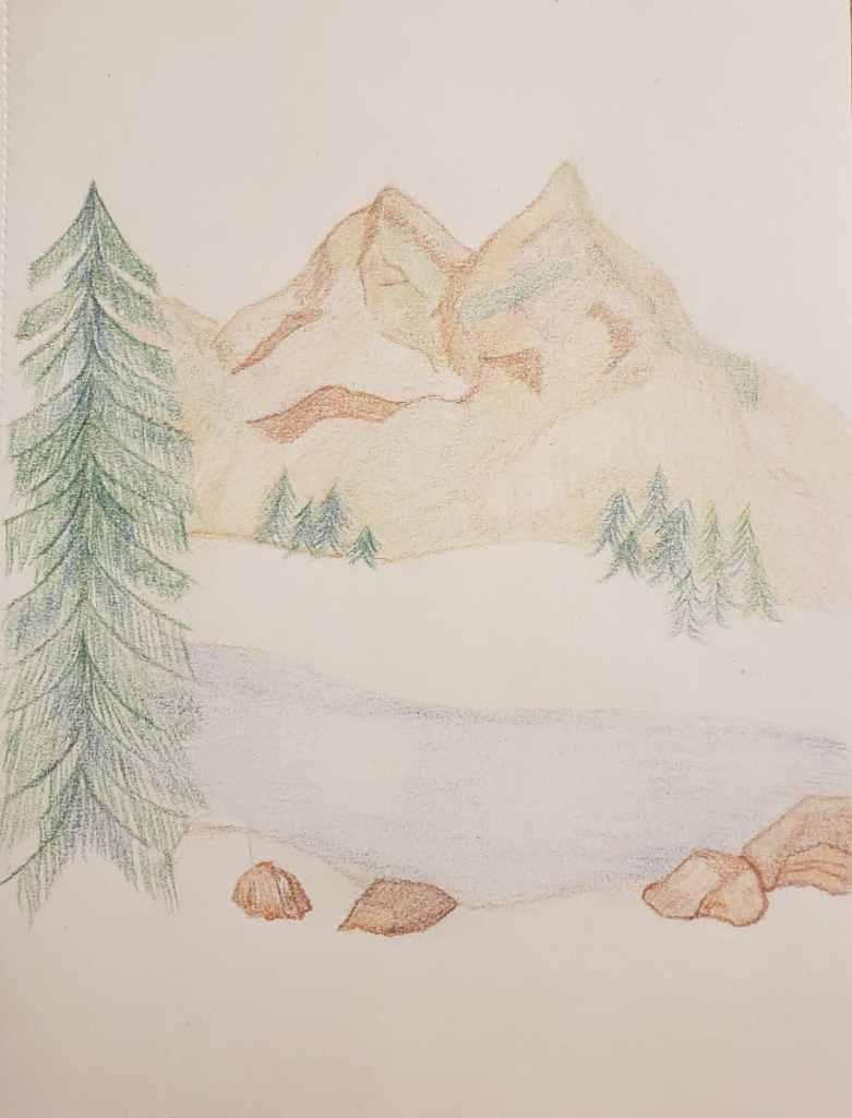 14: mountain #doodlewashSeptember2021 20210914_064617