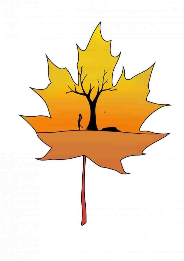 2nd of September Leaf HuionSketch_1630582580811