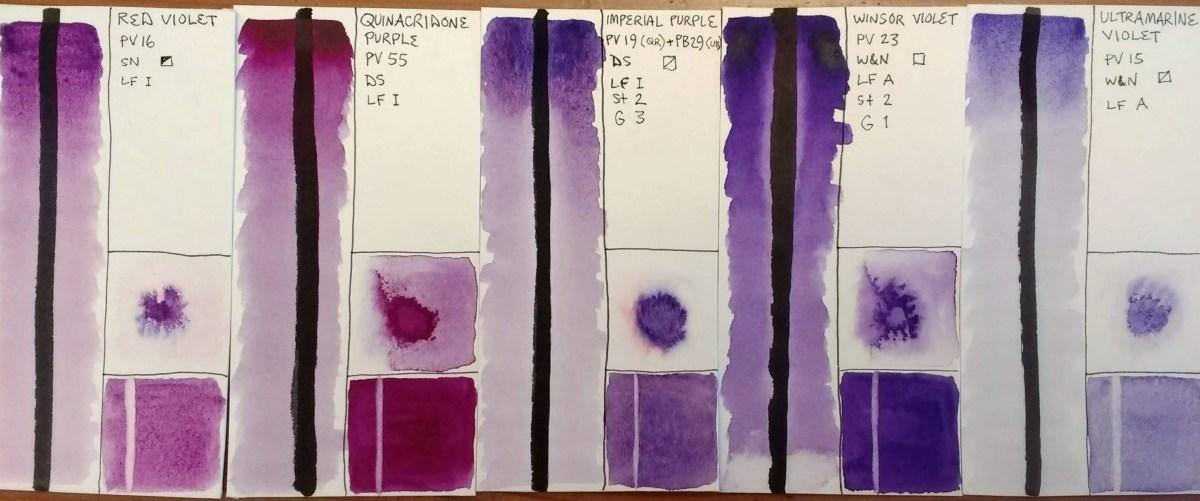 preferred violets