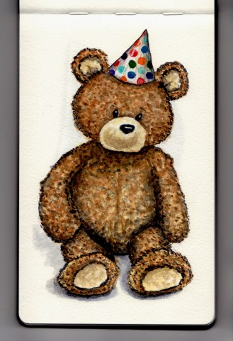 Party With Your Bear Day