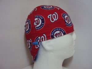 MLB Washington Nationals Welders Cap