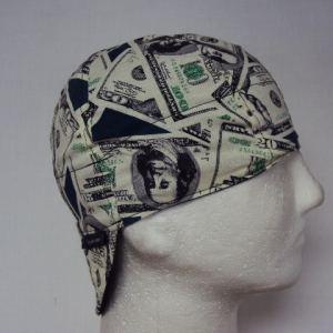 Money Welding Hat