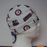 University Of Alabama Welding Hat Block