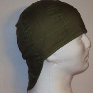 All Olive Welders cap