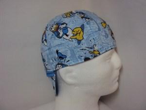 Donald Duck Welders Cap