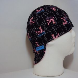 The Pink Panther Welders Hat