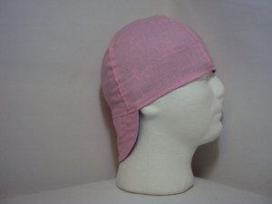 All Lt. Pink Welding Hat