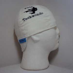 Embroidered Yats' Taekwondo Welding Cap