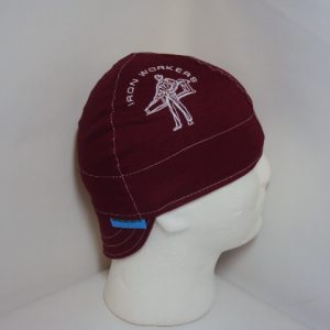 Embroidered Iron Workers Welding Cap