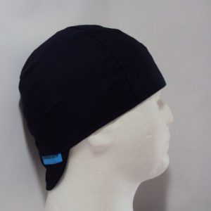 All Navy Blue Welders Hat