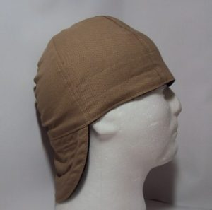 All Khaki Welders Cap