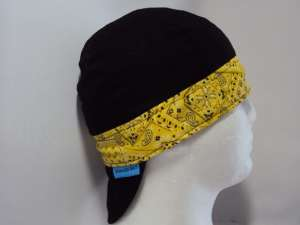 Bandana Color Band Welding Hat