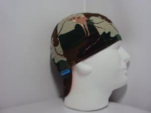 Camo Deer Welding Hats
