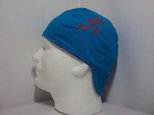 Embroidered Electric Man Welding Hat