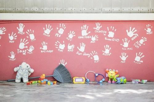 Take Care Kids | ©Joyce Donnarumma, 2017