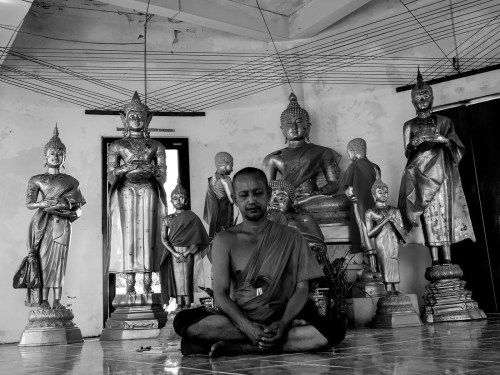 Thai Monk | ©Alida Vanni, 2017