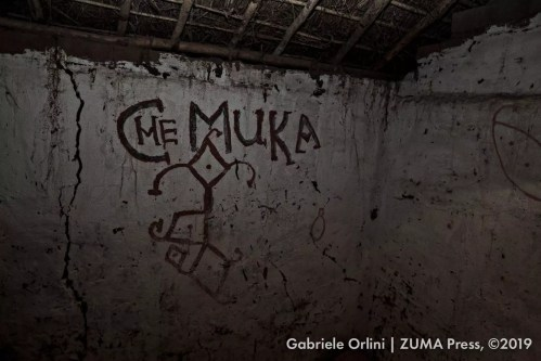 Mganga Woodo   Gabriele Orlini, ZUMA Press, ©2019