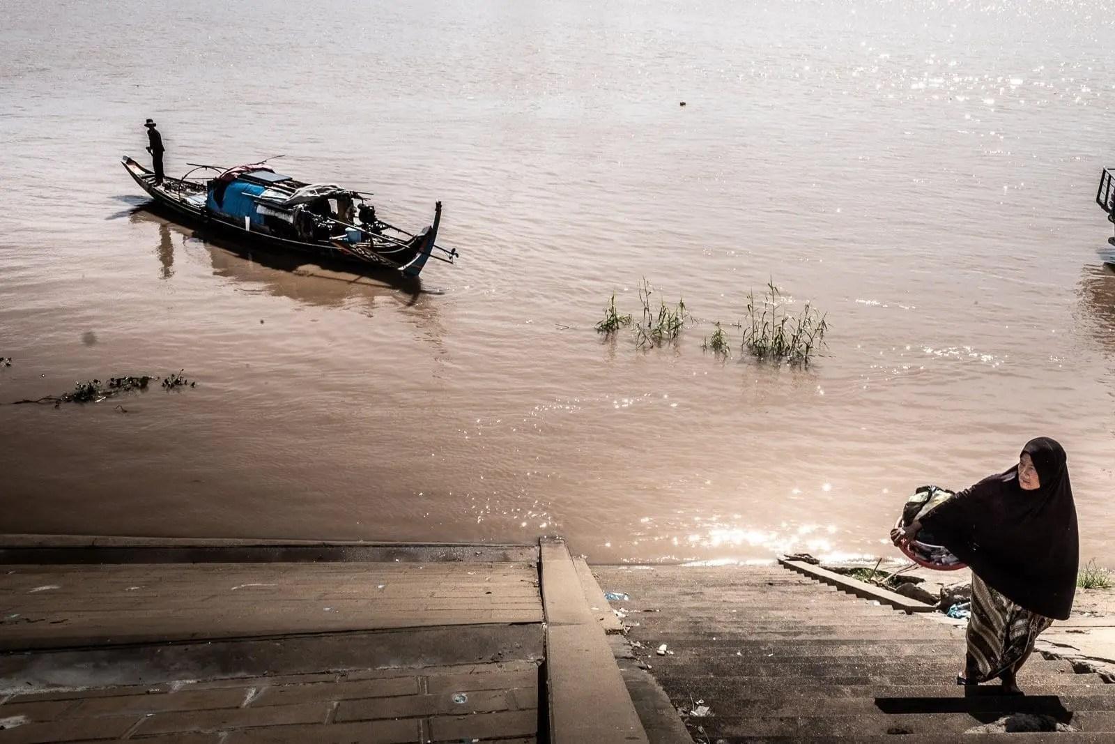 Mekong River | © Gabriele Orlini, 2019